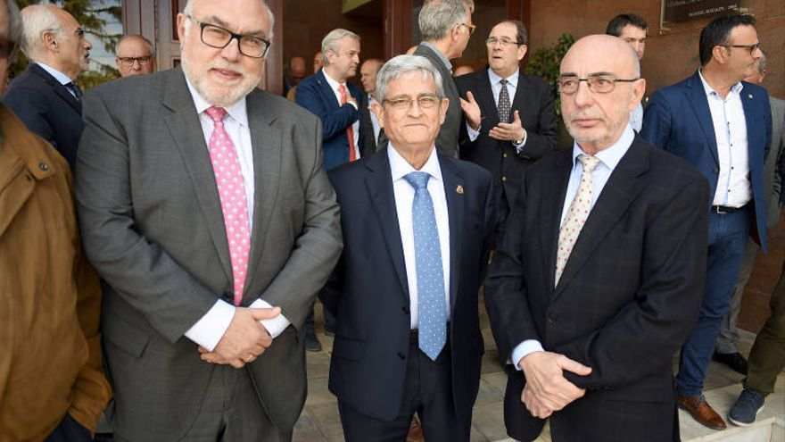 Muere en Vila-real el presidente del Sindicat Central d'Aigües del Millars, Enrique Font