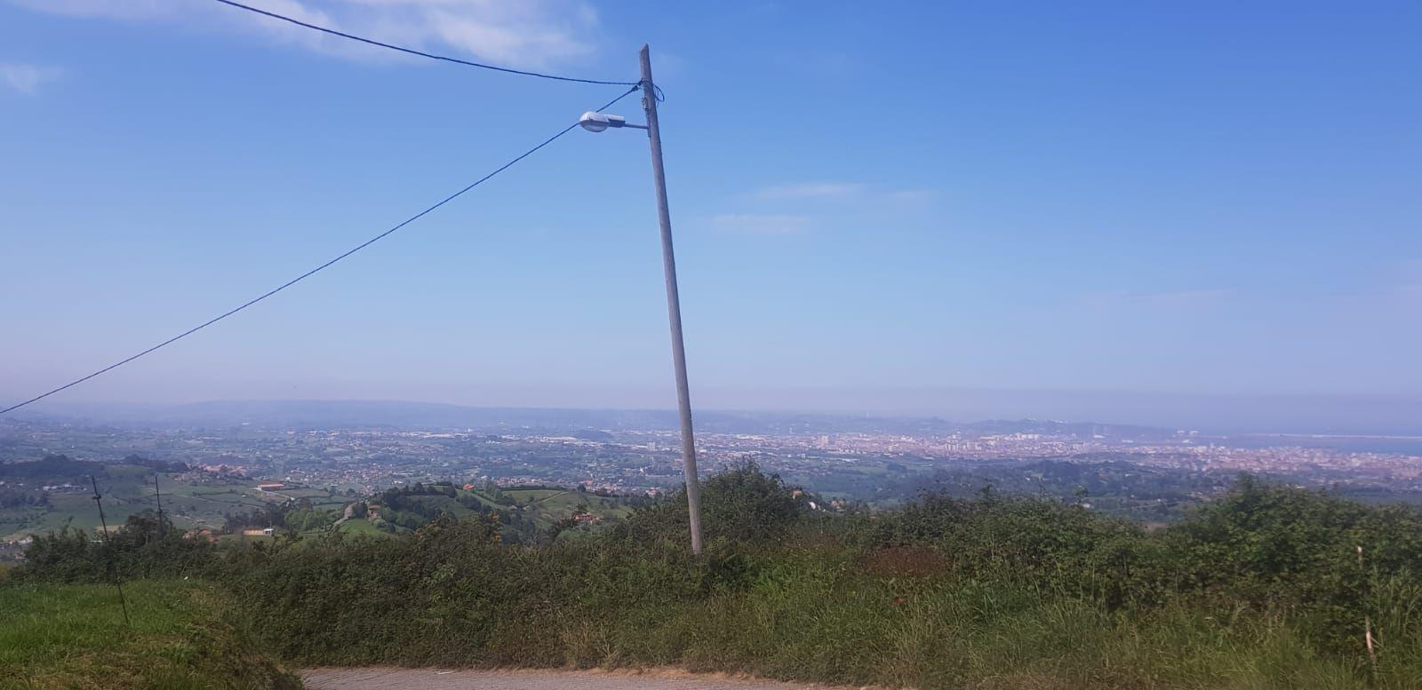 Rutas por Asturias: un balcón a las parroquias rurales desde el Monte Deva (Gijón)