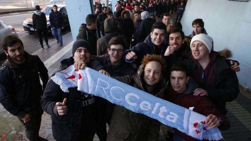 A la venta las entradas para el Celta-Deportivo