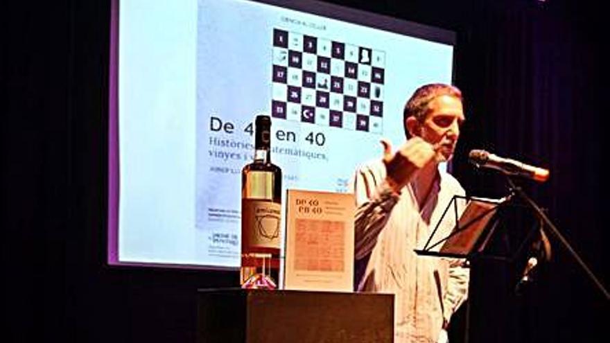 Animada fiesta de la bodega Jaume de Puntiró por  su 40 cumpleaños