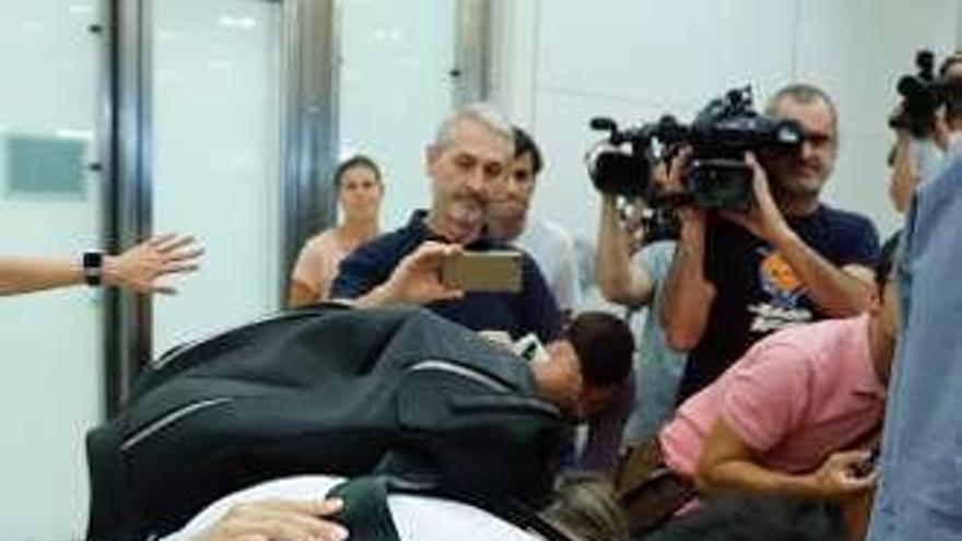 """Costa: """"Tardó demasiado pero con final feliz"""""""