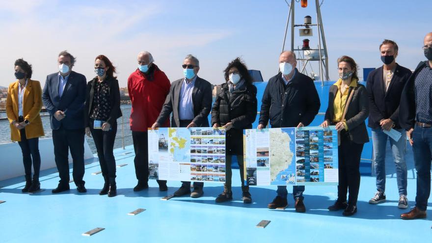 L'Alt i el Baix Empordà volen vincular la pesca a la promoció turística del territori