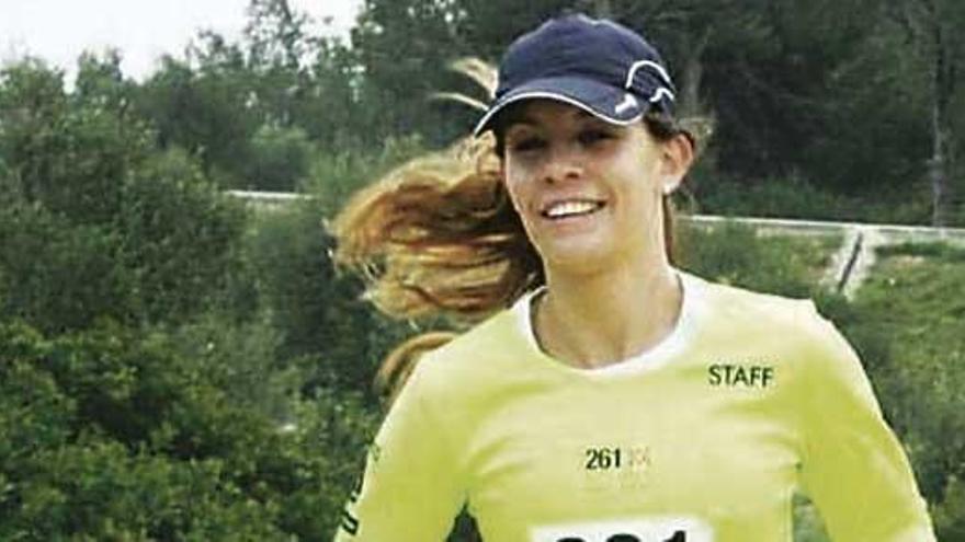 La lucha incesante de la atleta Cristina de Ves