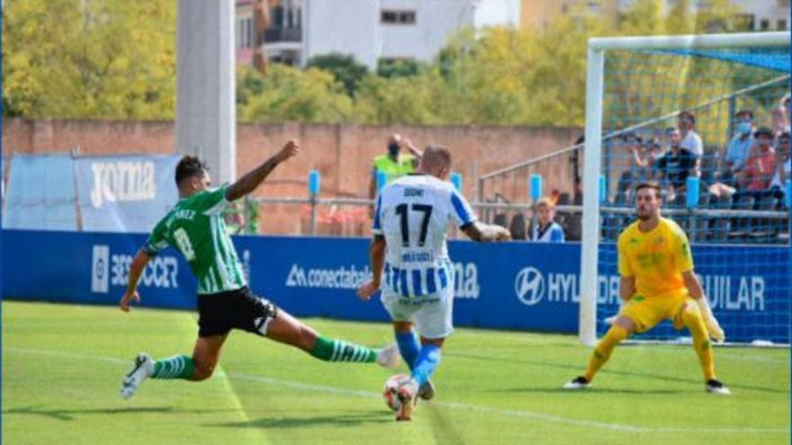 Dioni suma y sigue para el Atlético Baleares