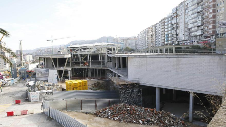 El ascensor desde García Barbón al Centro Vialia saldrá de un concurso de ideas