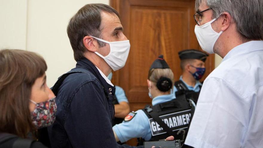 Francia autoriza la salida de prisión del exjefe de ETA Josu Ternera