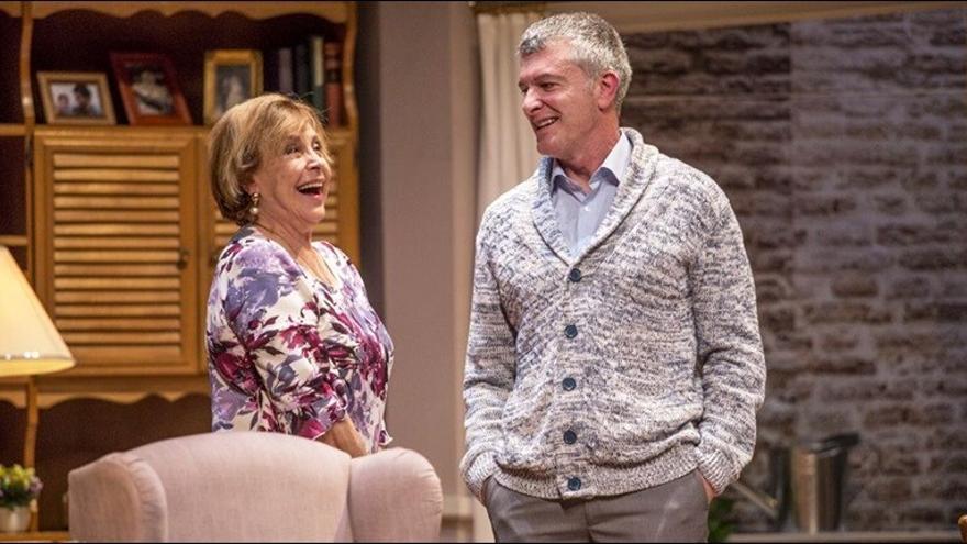 El teatro acoge la obra 'Conversaciones con mamá'