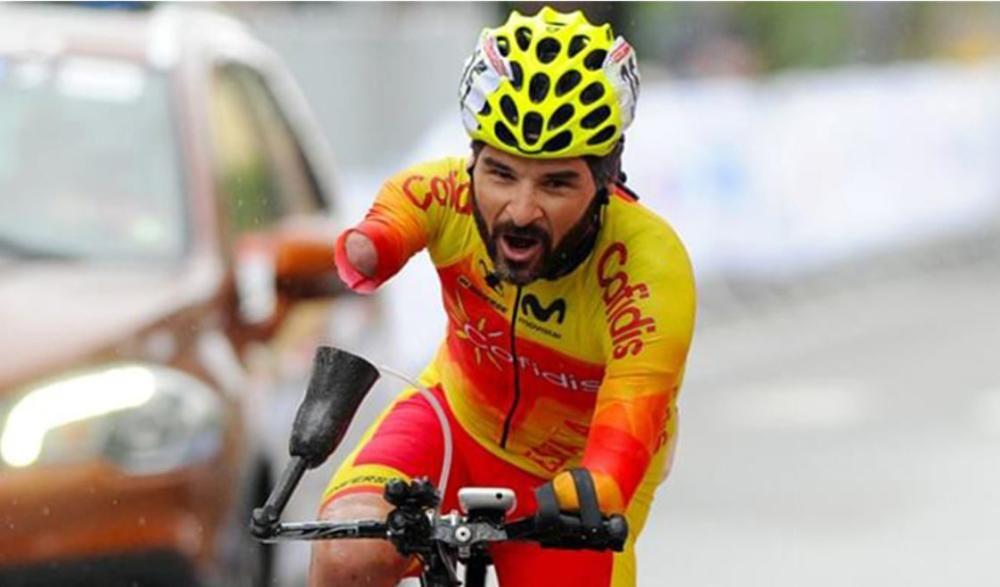 Ricardo Ten, ciclismo paralímpico