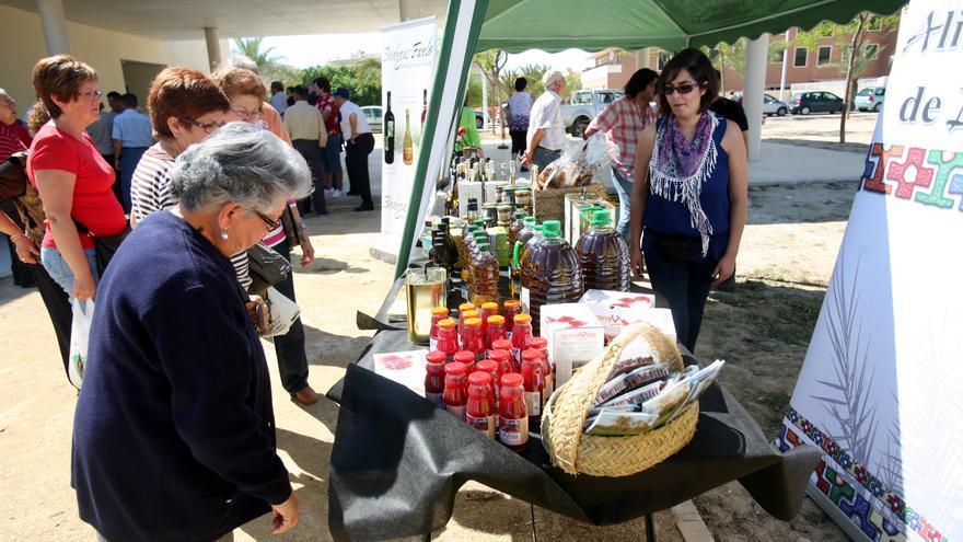 El Ayuntamiento de Elche apoya al Mercado Ecológico con 5.000 euros