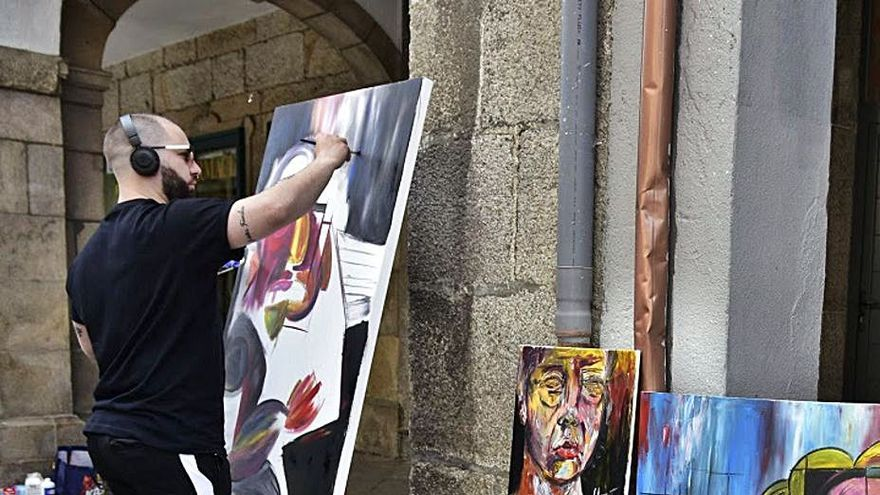 El Festival de Cans tendrá por segunda vez un concurso de pintura rápida 'in situ'