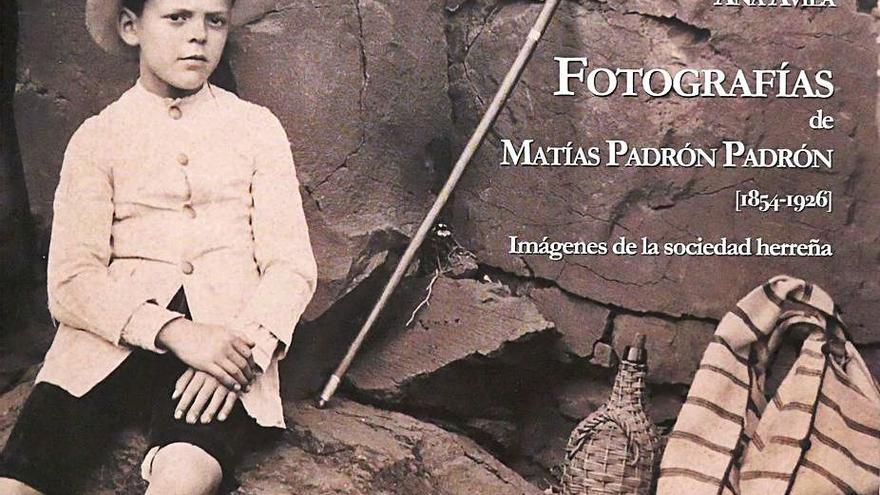 Nuevo libro sobre la vida  y obra del fotógrafo herreño Matías Padrón Padrón