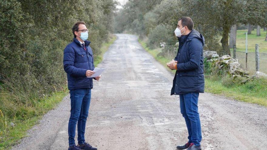 Concluye la ejecución del plan de arreglo de caminos de Pozoblanco