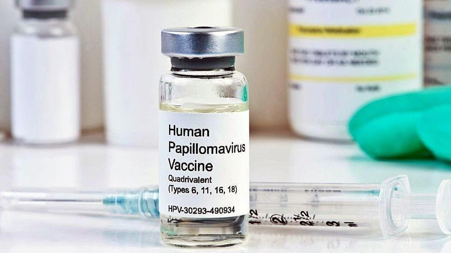 Més del 80% de les nenes s'ha vacunat del virus del papil·loma humà