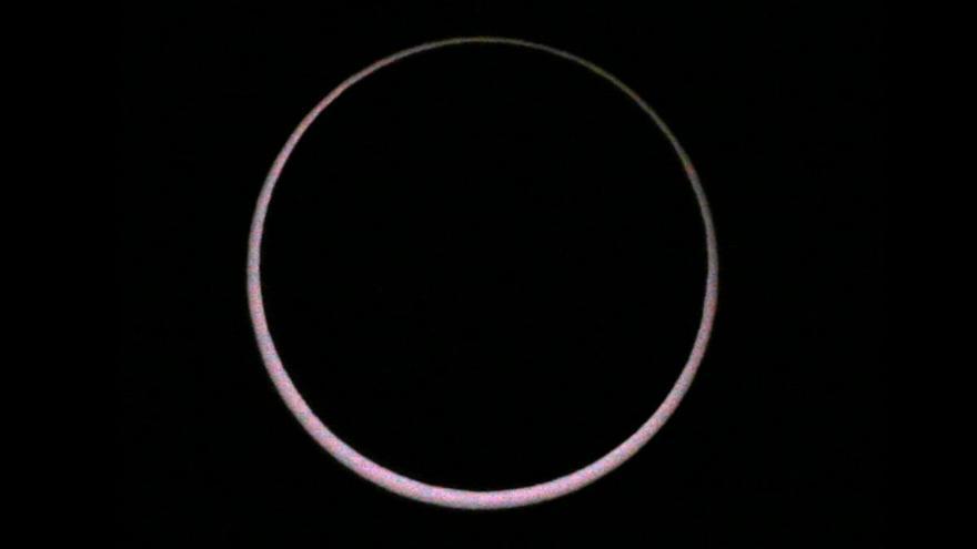 Així es veurà l'eclipsi parcial de Sol d'aquest dijous a la teva ciutat: on i a quina hora