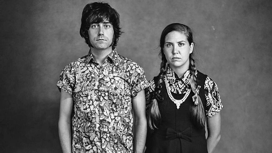 Las 'Miradas' se fijan en San Antón a través del dúo Leafhopper