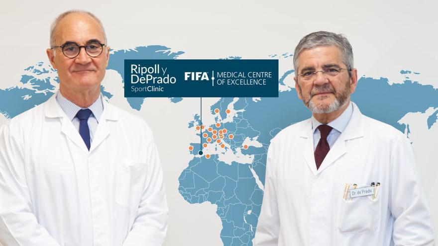 Ripoll y De Prado aciertan en el 99% de sus predicciones sobre las lesiones en los equipos tras el COVID-19