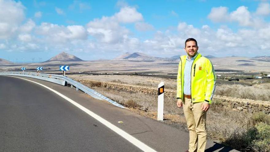 Colocados 4.000 metros lineales de vallas para salvar a motoristas