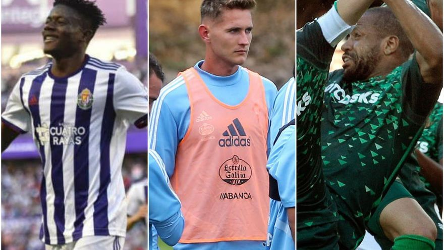 El Celta no deja salir a Jorge Sáenz y el Valencia CF ya busca alternativas