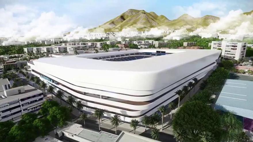 Así es el nuevo estadio que proyectan construir los dueños del Marbella FC