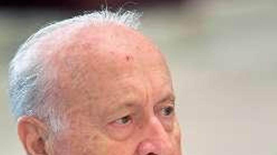 Muere a los 86 años Xabier Arzalluz, figura clave del nacionalismo vasco