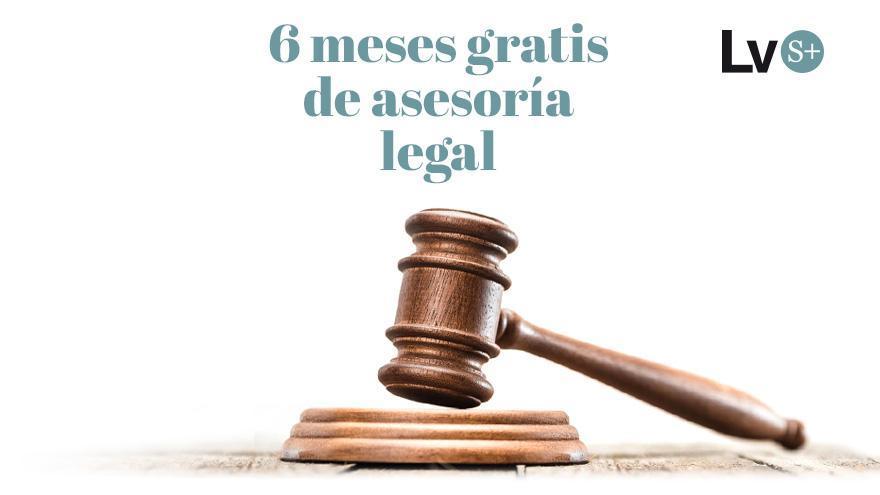 6 meses gratis de asesoría legal, si eres suscriptor de Levante-EMV, con Castillo Castrillón Abogados