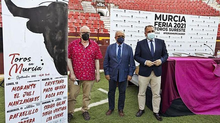 Suspendida la Feria Taurina de Murcia al mantenerse el nivel 2 de alerta