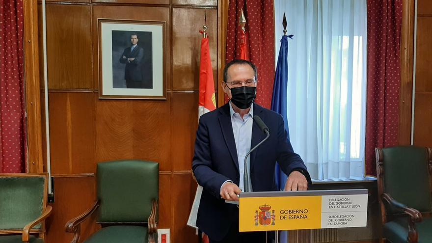 La Subdelegación del Gobierno subraya el respeto de los ciudadanos de Zamora a las medidas restrictivas