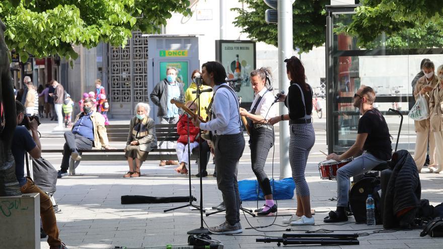 La vida tras el 9 de mayo en Aragón