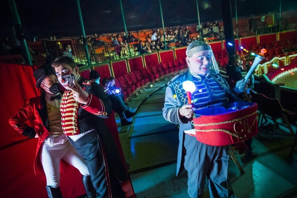 La vida al Circ Històric Raluy