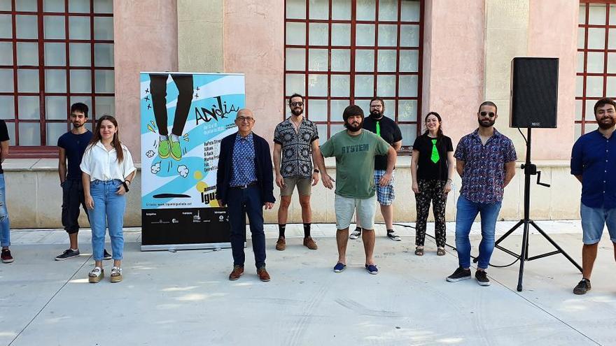 L'aposta per les formacions locals centren l'edició d'enguany del festival Anòlia d'Igualada
