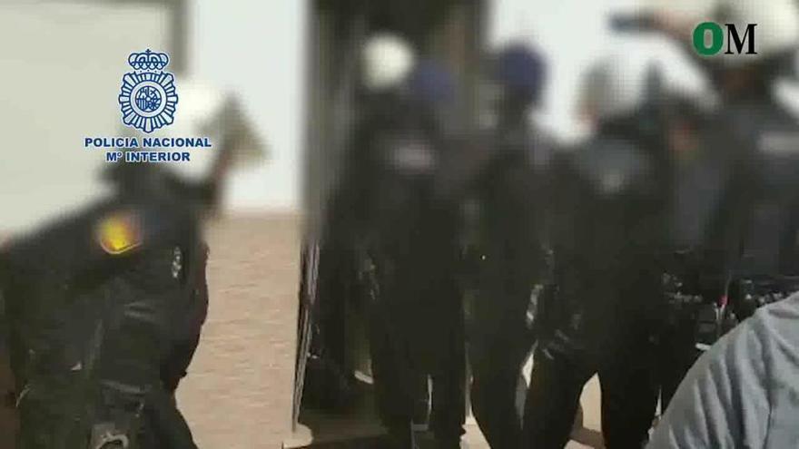 Así ha sido la detención de cinco atracadores de Marbella