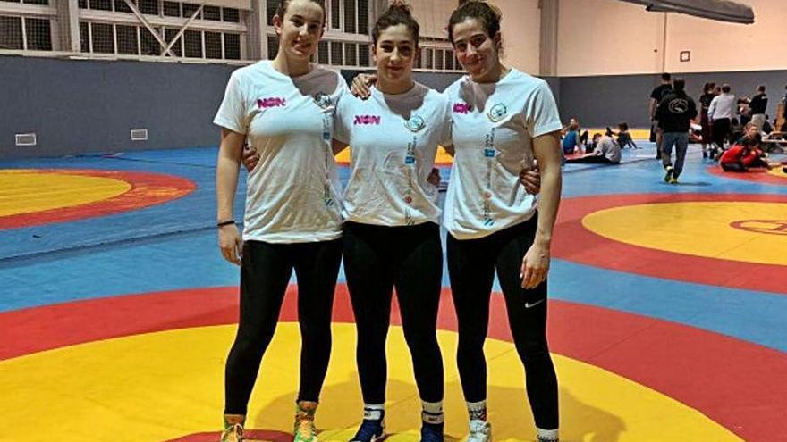 Lydia Pérez participará en eI primer encuentro de lucha olímpica post-Covid