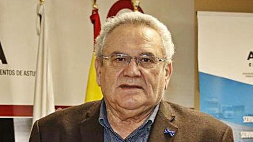 Ovidio de la Roza, reelegido en la Confederación Nacional del Transporte