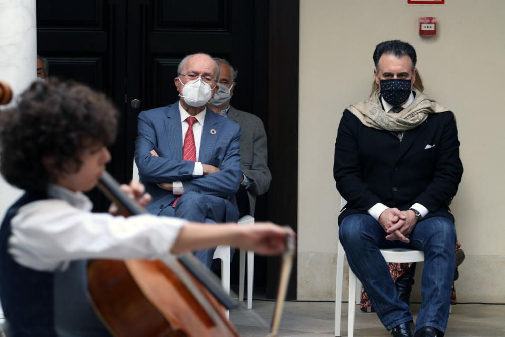 Programa de becas 'Talentos Fundación Málaga'