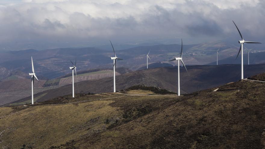 Naturgy compensa el cierre de su térmica con el mayor parque eólico de Asturias