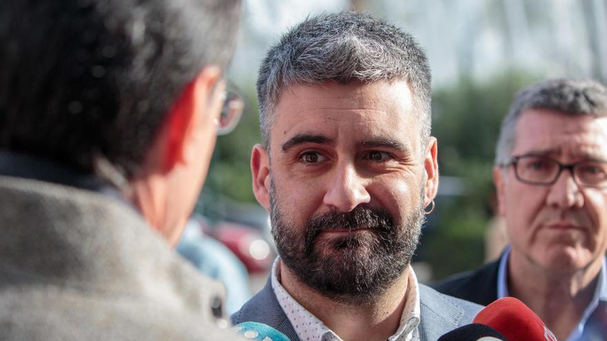 Fuset declara por el presunto fraccionamiento de contratos de Expojove y la JCF