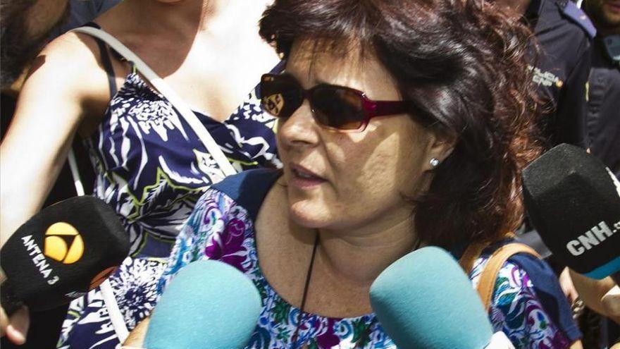 """Ruth Ortiz: """"Han asesinado a nuestros hijos, pero tenemos que seguir viviendo"""""""