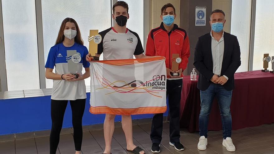 Inacua Málaga y Kronos Mijas se coronan en el Campeonato Andaluz