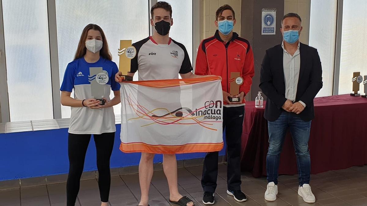 Inacua Málaga se llevó el triunfo conjunto en categoría absoluta