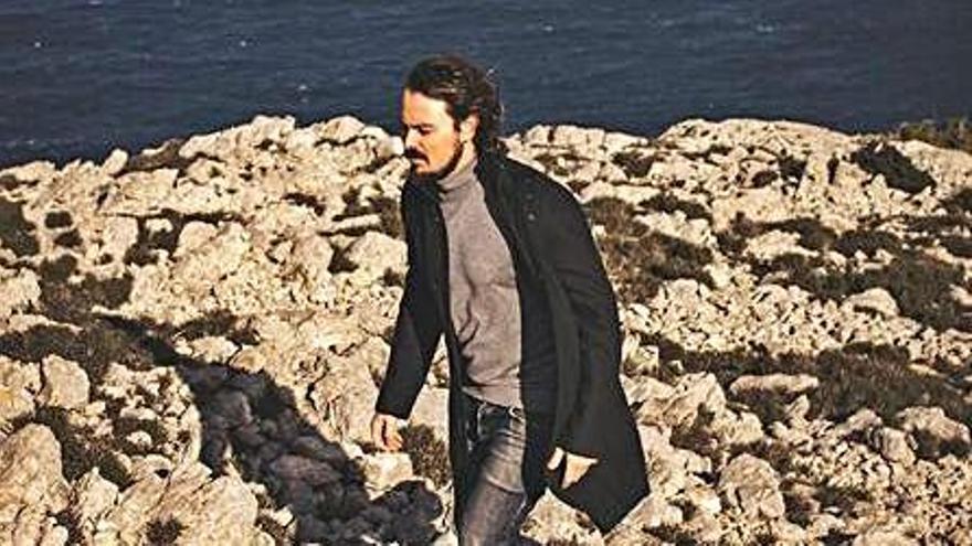 El músico Damià Oliver, un «fenómeno» en Argentina