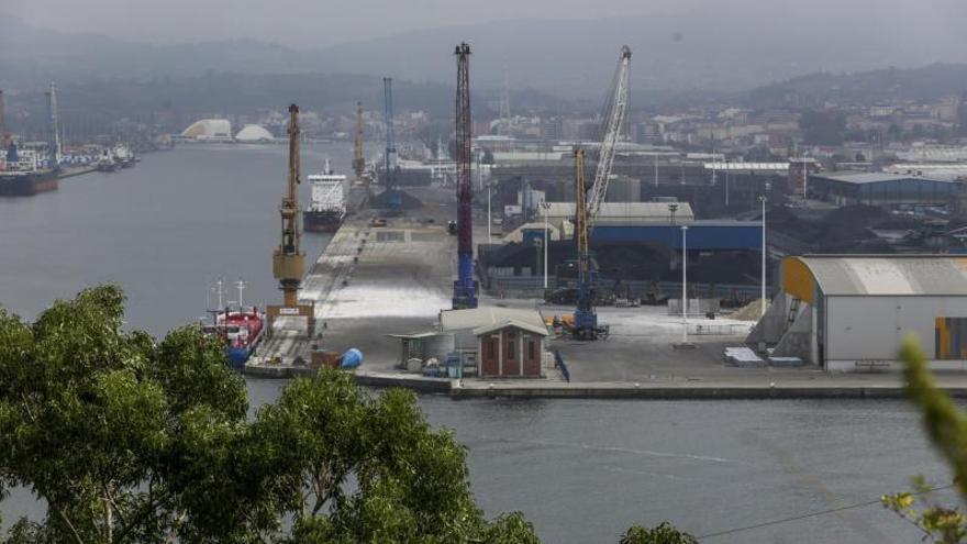 El Puerto de Avilés invertirá 55 millones hasta 2025 y aspira a captar fondos europeos
