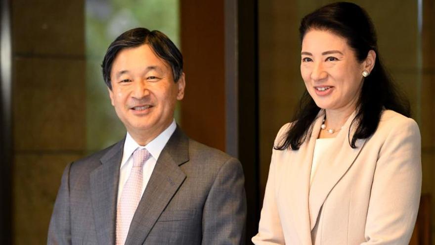 El príncipe Naruhito será coronado emperador de Japón el 22 de octubre de 2019