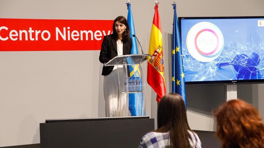 El Gobierno elige Avilés para presentar el plan nacional de modernización de la Justicia en una década