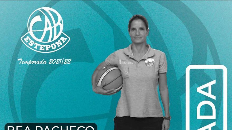 Bea Pacheco entrenará al CAB Estepona en Liga Femenina Challenge
