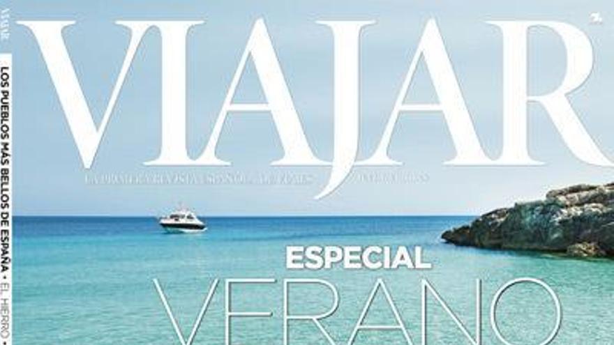 La revista 'Viajar' publica un número especial dedicado a los viajes por España