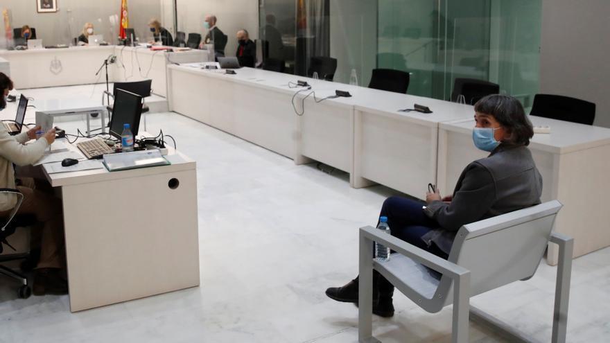 Condenan a 46 años de cárcel a la exdirigente etarra Anboto por una bomba trampa contra la Guardia Civil