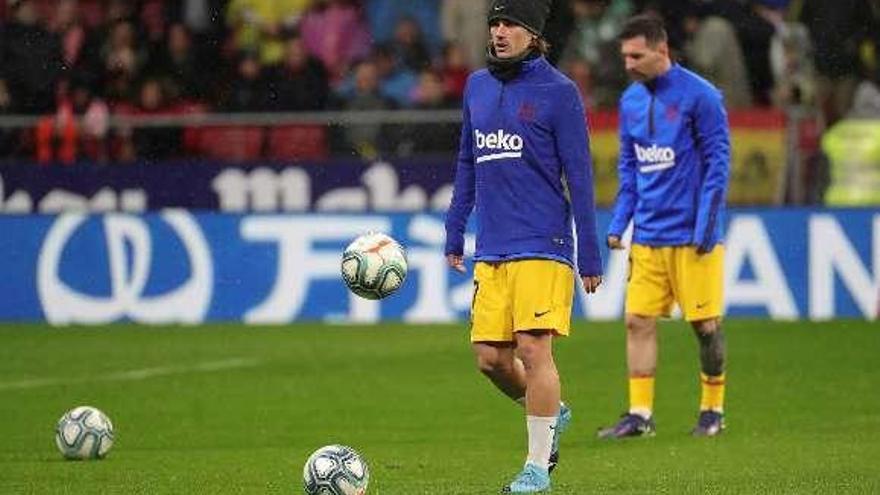 Messi y Ter Stegen sepultan al Atlético