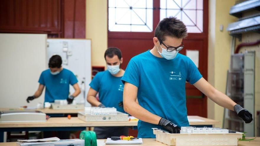 Ayuntamiento de Murcia | El Servicio de Empleo destinará más de millón y medio en mejorar la empleabilidad