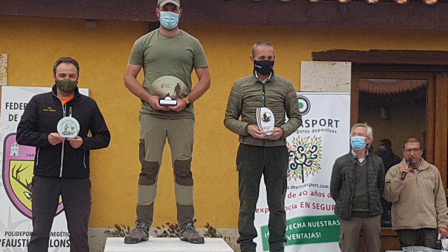 El zamorano Pablo García se corona campeón del San Huberto
