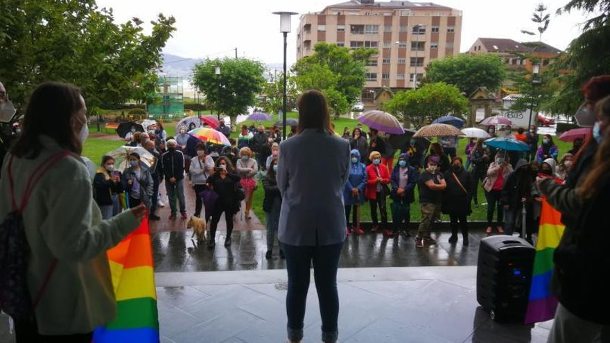 La comarca clama por el fin de la violencia homófoba